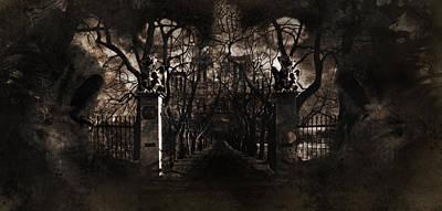 Welcome Print by Torgeir Ensrud