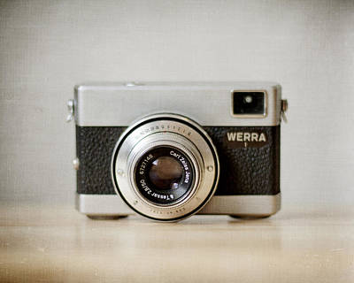 Camera Photograph - Werra by Violet Gray
