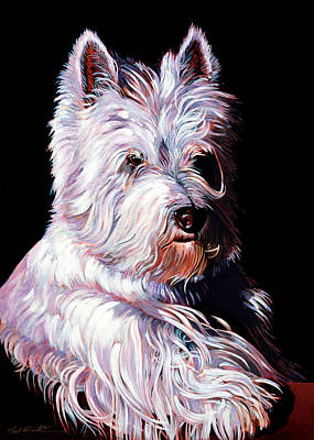 Westy Print by Bob Coonts