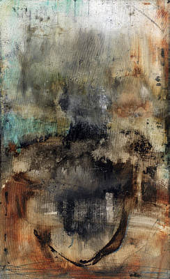 Rust Art Mixed Media - When The Dust Settled by Michel Keck