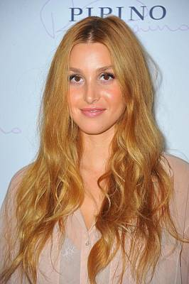 Whitney Port At Arrivals For Pipino 57 Print by Everett