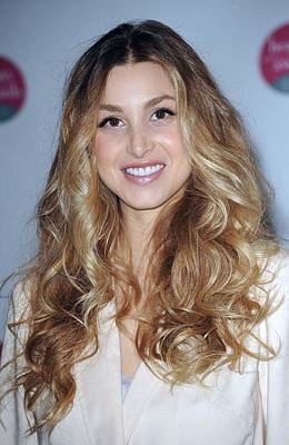 Whitney Port At Arrivals For The 2010 Print by Everett