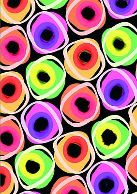 Loud Digital Art - Wild Spots by Louisa Knight