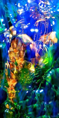 Wild Things Print by Terril Heilman