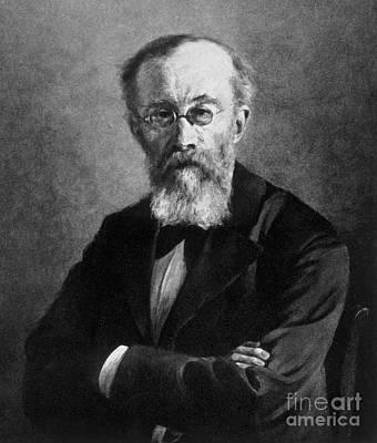 Wilhelm Wundt, German Psychologist Print by Science Source