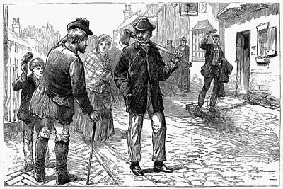 William Ewart Gladstone Print by Granger