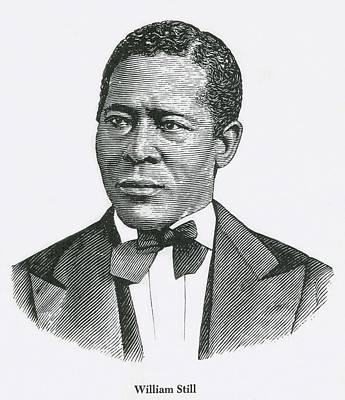 William Still 1819-1902 Was An Print by Everett
