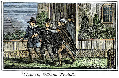William Tyndale Print by Granger