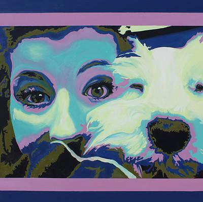 Wimbledon Painting - Wimbledon by Kristina Townsend