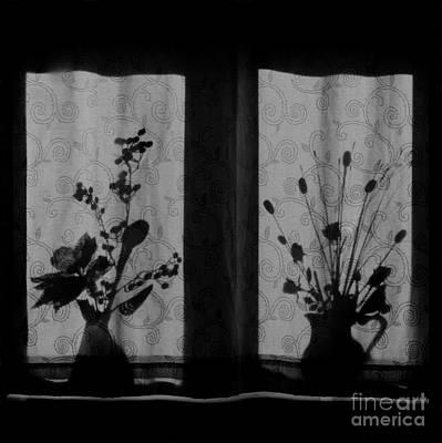 Window Shadow 2 Print by Aldo Cervato