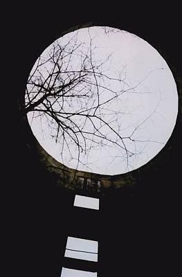 Windows To The Moon Print by Jennifer Choate