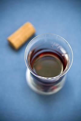 Fine Wines Photograph - Wine Tasting by Frank Tschakert