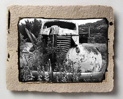 Wreck 1 Print by Mauro Celotti