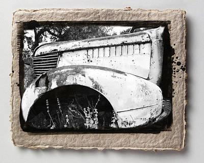 Wreck 2 Print by Mauro Celotti