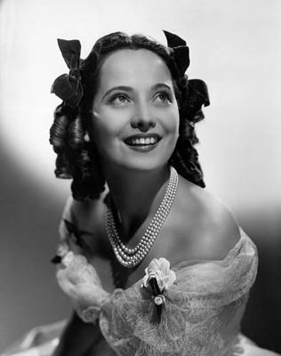 Wuthering Heights, Merle Oberon, 1939 Print by Everett