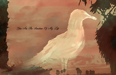 Lajolla Photograph - You Are The Sunshine Of My Life by Sherri  Of Palm Springs