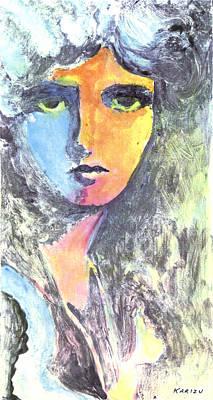 Zelda Print by Karin Zukowski