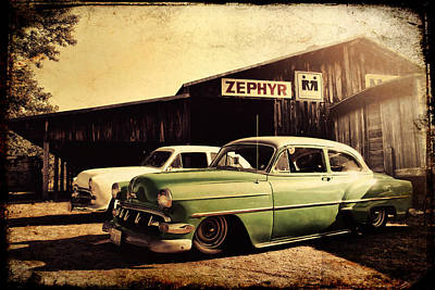 Zephyr Print by Joel Witmeyer