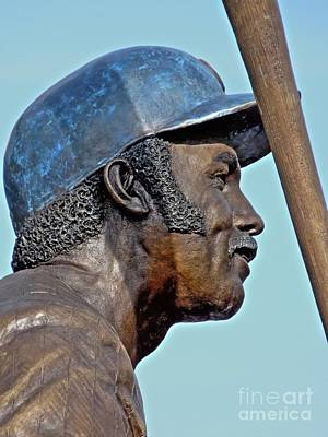 Billy Williams Print by David Bearden