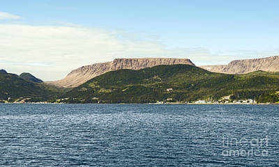 Nature Photograph -  Bonne Bay, Gros Morne National Park, Newfoundland And Labrador, Canada by Dani Prints and Images