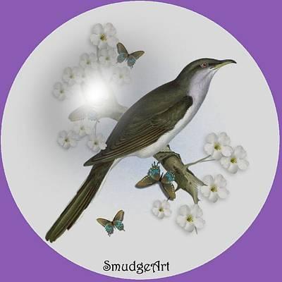 Cuckoo Digital Art -  Cuckoo by Madeline  Allen - SmudgeArt