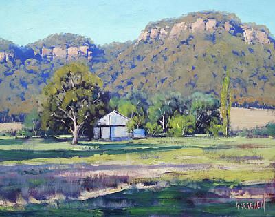 Hartley Bluffs Original by Graham Gercken