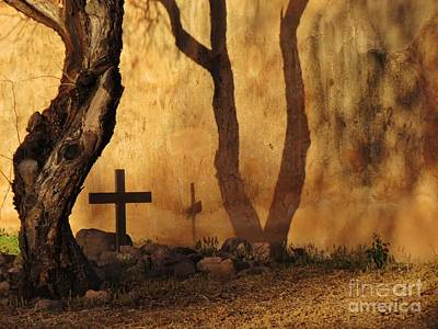 Photograph -  Shadow Of The Past by Feva Fotos