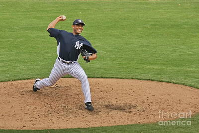 Mariano Rivera Original by Tom Cheatham
