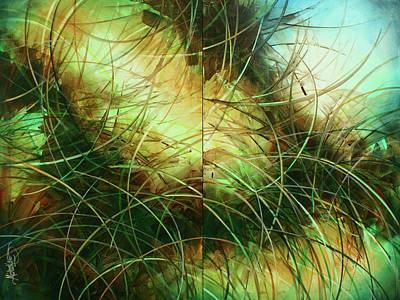 ' Nest ' Original by Michael Lang