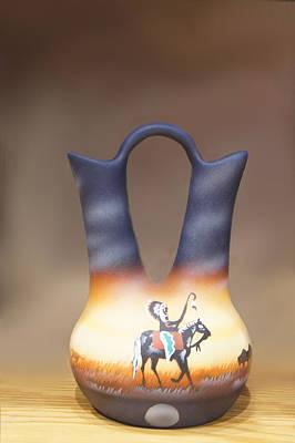 Clay Jug Print by Art Spectrum