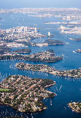 Sydney Skyline Photograph -  Sydney Vibes by Parker Cunningham