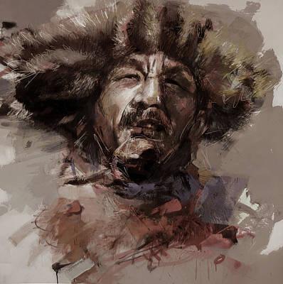 002 Kazakhstan Culture Original by Mahnoor Shah