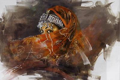 002 Pakhtun  Print by Mahnoor Shah