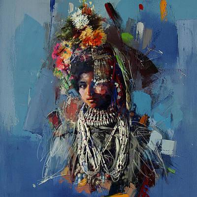 009 Kazakhstan Culture Original by Maryam Mughal