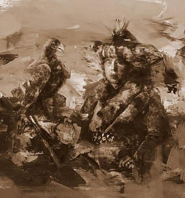 01 Kazakhstan Culture Original by Mahnoor Shah