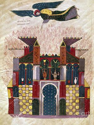 Facundus Beatus, 1047 Print by Granger