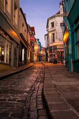 High Street Photograph -  Folkestone by Ian Hufton