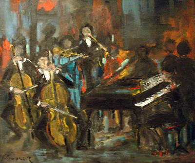 A Musical Performance Original by Adel Sansur