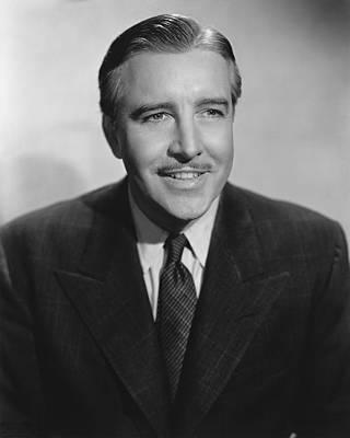 Movie Star Photograph - Actor John Boles by Underwood Archives