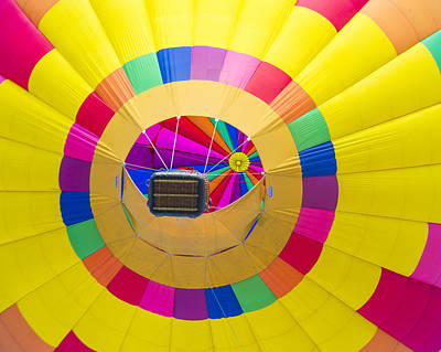 Photograph - Albuquerque Balloon Fiesta by Kobby Dagan
