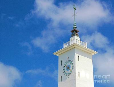 Weathervane Photograph - All Along The Watchtower by Debbi Granruth