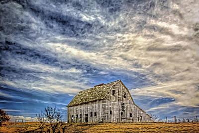 Agricultural Photograph - American Farming by LeeAnn McLaneGoetz McLaneGoetzStudioLLCcom