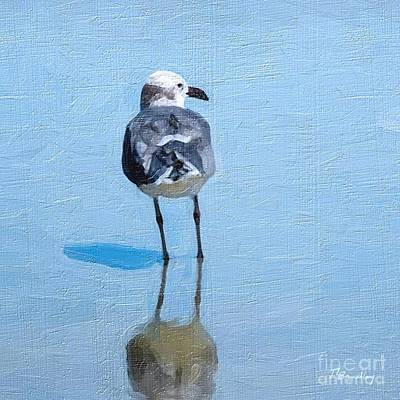 Painting - Ankle Deep by Tammy Lee Bradley