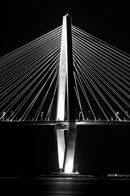 Arthur Ravenel Jr. Bridge  Print by Dustin K Ryan