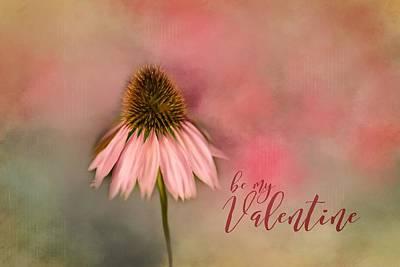 Be My Valentine Digital Art - Be My Valentine by Mary Timman