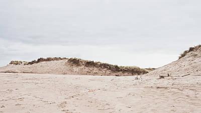 Beach Print by Tom Gowanlock
