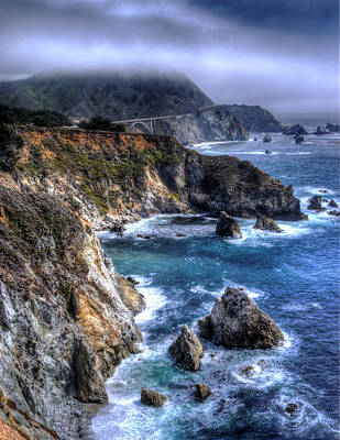 Big Sur California Photograph - Big Sur by Anthony Citro