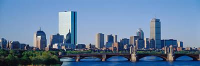 Boston, Massachusetts, Usa Print by Panoramic Images