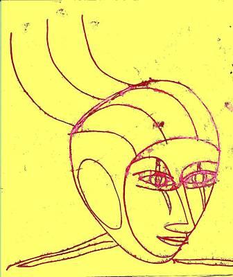 1 Print by Brahmdev Singh