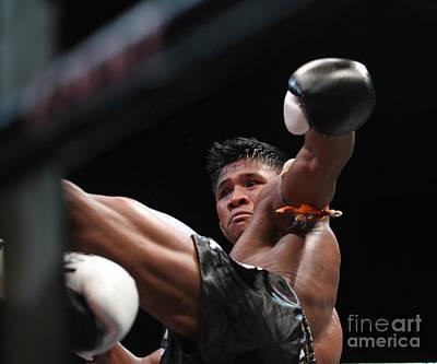 Kick Boxer Photograph - Buakaw The Muay Thai Master by Rames Ratyantarakor